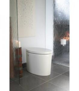 Kohler Purist Hatbox Toilet