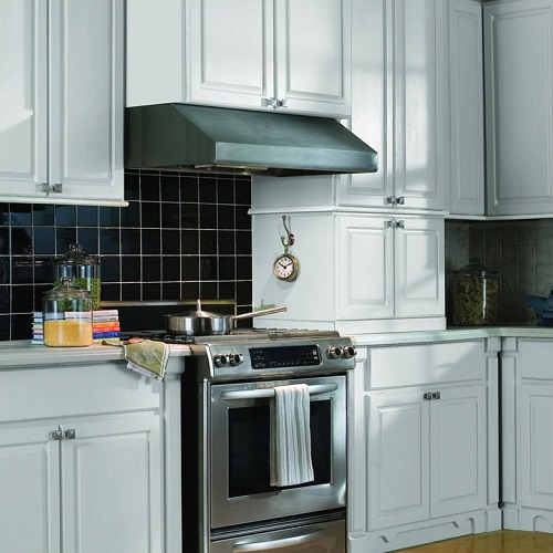 Under Cabinet Range Hood With Internal Blower NPH9130SS from Vent-A-Hood