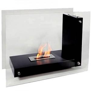 Allure Bio Ethanol Ventless Fireplace