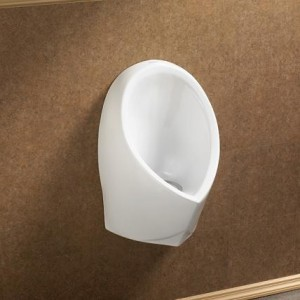 American Standard 6154.100 Medium Flowise Flush Free Waterless Urinal