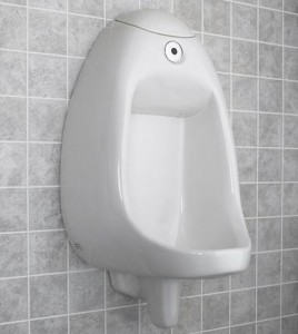American Standard Selectronic Innsbrook 0.5 High-Efficiency Urinal