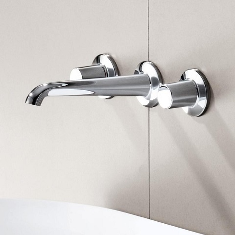 Axor Bouroullec 19415001 Bath Spout from Hansgrohe
