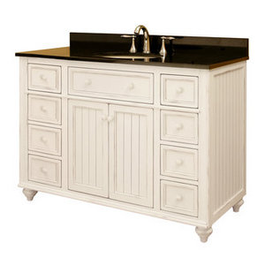 Sagehill Designs 48 Bathroom Vanity From The Cottage Retreat Collection