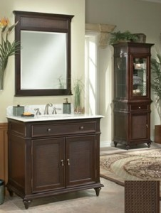 Sagehill Designs Vanity Cabinet from the St. Bart''s Collection