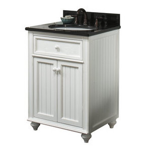 "Sagehill Designs 24"" Vanity Cabinet with 2 Doors form the Cottage Retreat Collection"