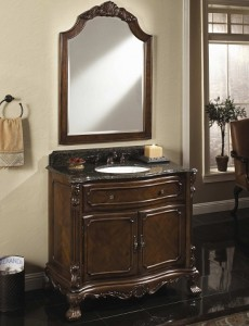 Ordinaire Sagehill Designs Vanity From The Barrister Collection