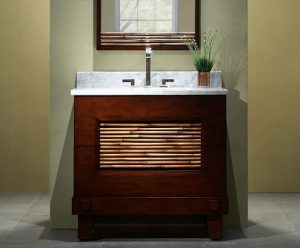 Bambu Bathroom Vanity From Xylem