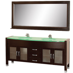 Daytona 71 Inch Double Bathroom Vanity