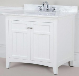 White Bathroom Vanities The Perfect Finishing Touch For Your Bathroom