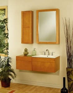 Sagehill Designs Lincoln Street Wall Mount Vanity