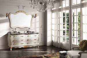 Furnishing A Bathroom In The Style Of A Bedroom Or Living Area Can Make It Easier To Relax And Enhance Feelings Of Comfort