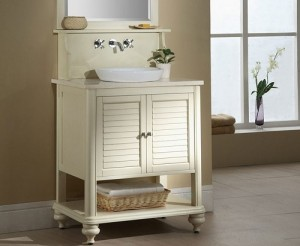 Xylem 30 Inch Vanity With Hutch From The Islander Collection