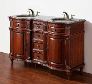 Antique Cherry Traditional Vanity WM6554-55BB