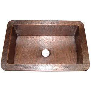 Antique Copper Farm Sink From Artisan