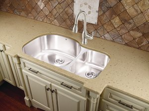 Artisan Double Bown 16 Guage Stainless Steel Sink