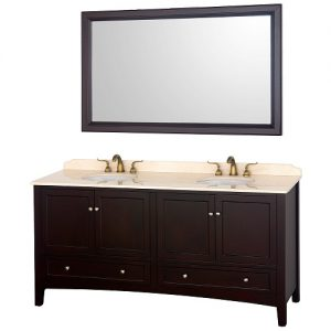 Audrey 72 Inch Vanity From The Wyndham Collection