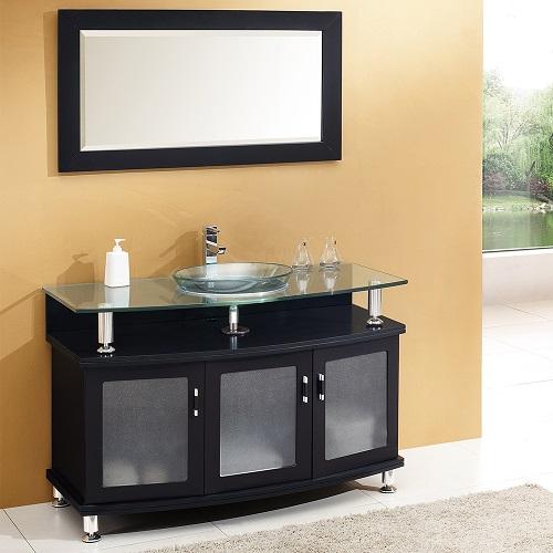 """Contento 48"""" Espresso Modern Bathroom Vanity FVN3318ES from Fresca"""