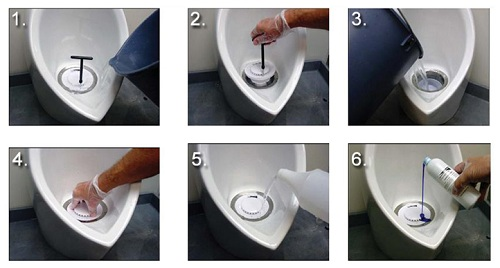Following Your Manufacturer's Maintenance Instructions Ensures Your Urinal Will Stay Odor Free And Your Pipes Clean