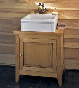 Herbeau Vigneron Wooden Cabinet 5421