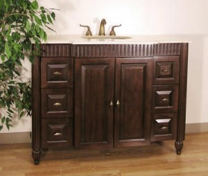 Legion Furniture Traditional Vanity W5248