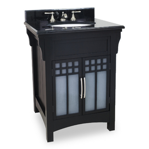 Ming Modern Asian Vanity From Hardware Resources