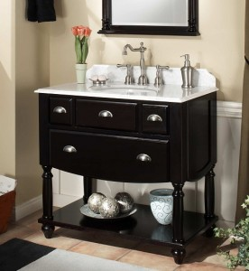 Sagehill Designs Jameson Black Vanity