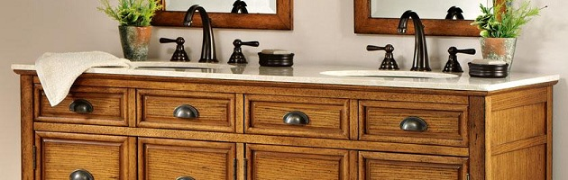 Solid Wood Bathroom Vanities Durable Beautiful To Last A Lifetime