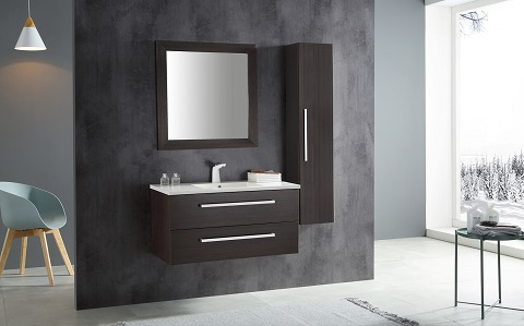"Conques 39"" Bathroom Vanity V-CQA006-39 from Anzzi"