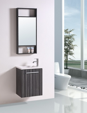 "19.5"" Bathroom Vanity With Mirror WT21302A from Legion Furniture"