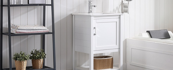 Small Bathroom Vanities Under 20 Inches