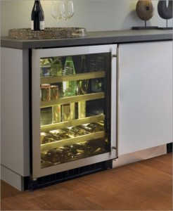 24 Inch Chateau Beverage And Wine Cooler