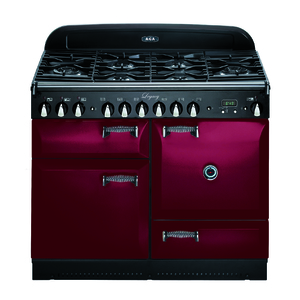 AGA Pro Style Range With Three Ovens And Storage Drawer