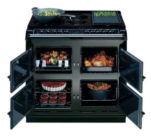 AGA S-Series Six-Four Classic Kitchen Range