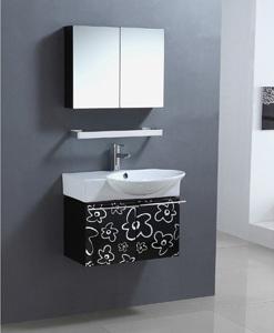Flower Power Wall Mounted Bathroom Vanity From Legion Furniture
