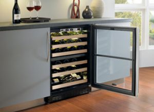 Marvel Dual Zone Wine Cellar From The Chateau Collection