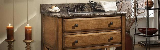 country style bathroom cabinets rustic bathroom vanities for a casual country style bathroom 14157