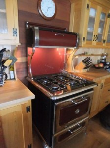30 Inch Gas Range From Heartland