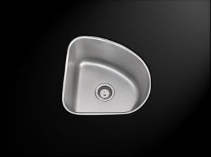 Amerisink Undermount Stainless Steel Bar Sink