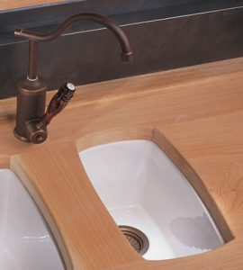 Cuisine Undermount Fireclay Sink From herbeau