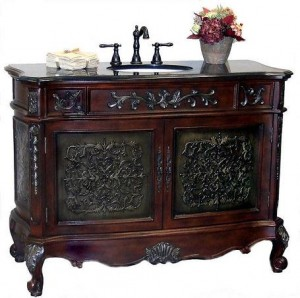 Halee Antique Bathroom Vanity From Soci