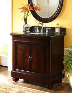 Mount Vernon Vanity With Crotch Patterned Veneer From Kaco