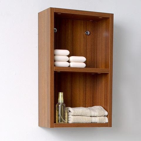 Senza Teak Bathroom Linen Side  Ccabinet FST8092TK from Fresca