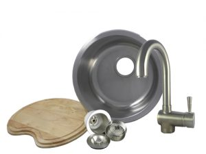 Sinks To Go Package From Opella