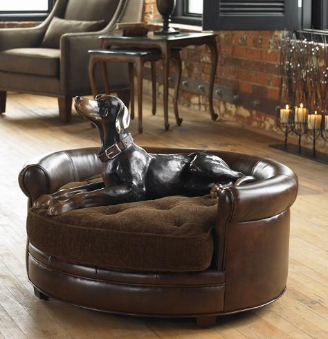 Lucky Pet Bed From Uttermost