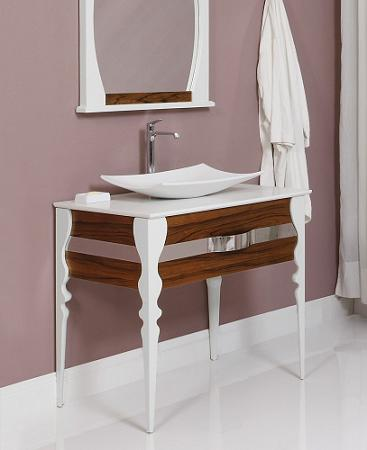 Natasha Modern Bathroom Vanity From Decolav