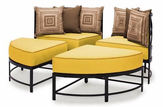 San Michele Sectional Set From Caluco