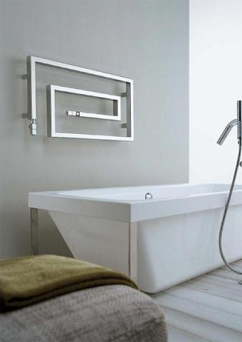 Snake 85 Hydronic Towel Warmer From Scirocco