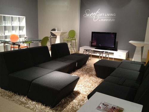 Tsutsumi Modular Lounge Set From EuroStyles