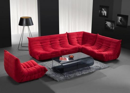 Zuo Modern Circus Living Room Set