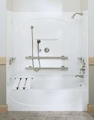 Acclaim ADA Approved Shower Tub From Sterling